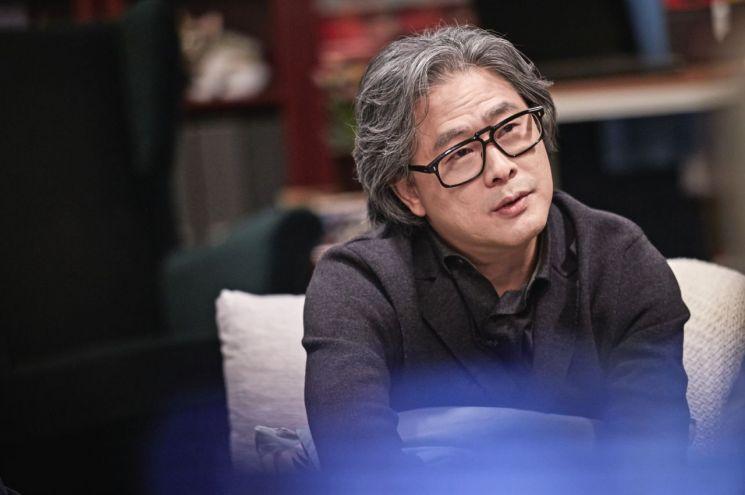 '방구석1열' 박찬욱 감독 / 사진=JTBC