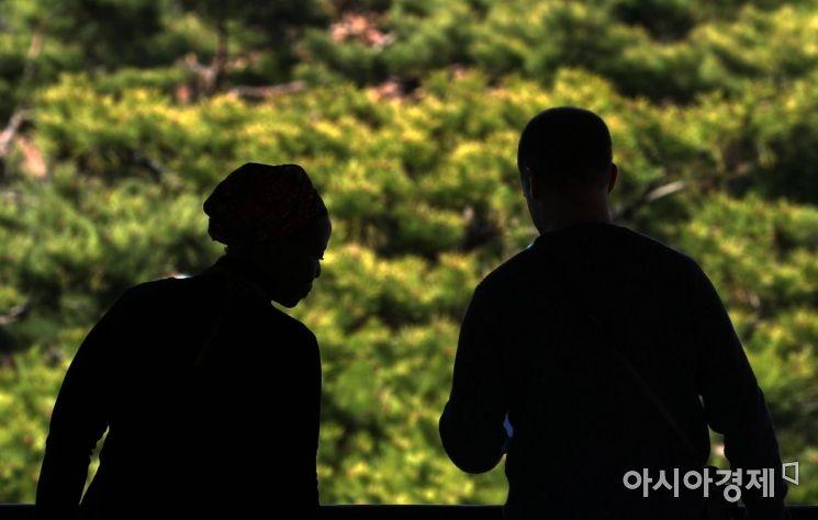 [포토]봄의 대화