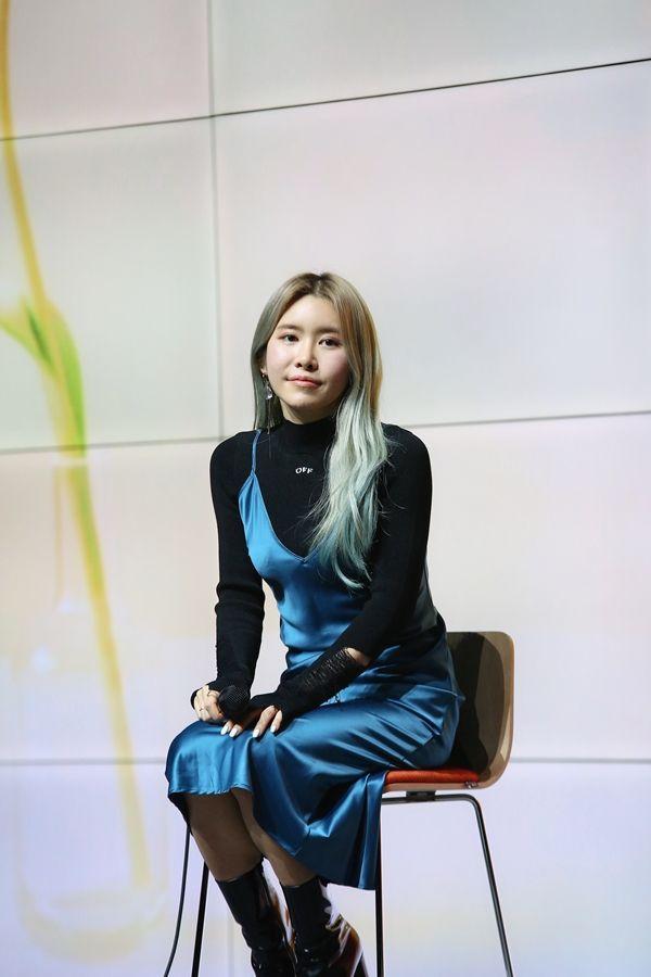 수란이 새 앨범에 참여한 뮤지션들과 작업한 소감을 밝혔다. 사진=밀리언마켓