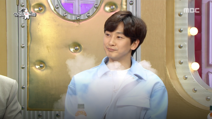'라디오스타'에 출연한 배우 심지호 / 출처=MBC '라디오스타' 방송화면 캡처