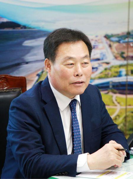 김산 전남 무안군수
