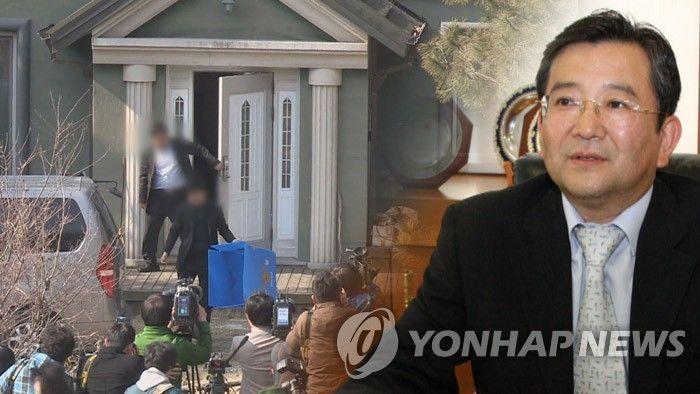 김학의(63) 전 법무부 차관.사진=연합뉴스