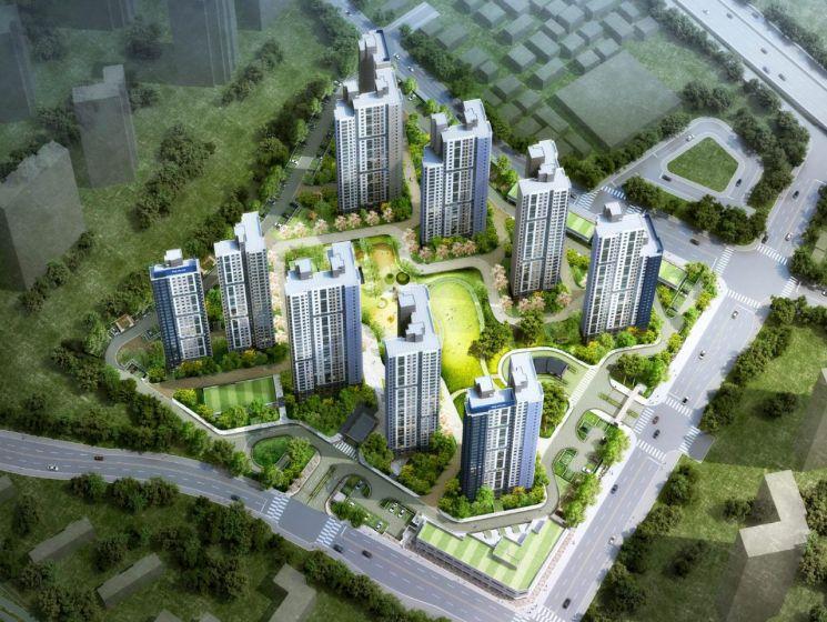 [벚꽃분양]포스코 건설, 남양주서 '인공지능 아파트' 선보인다
