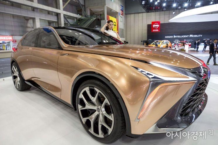 [포토] 서울모터쇼, '지금까지 이런 차는 없었다'