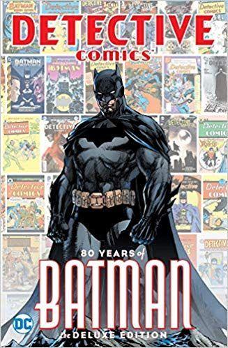 [Foreign Book] 80살 된 배트맨, 우리가 몰랐던 어린 시절 뒷얘기