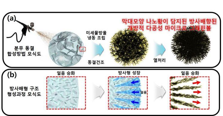 리튬황전지 안정화·수명 연장 공정 기술 개발