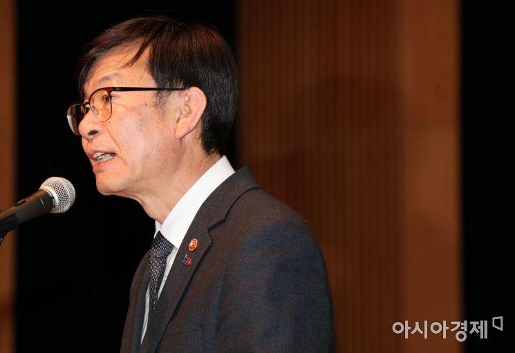 김상조 공정거래위원장.(자료사진)