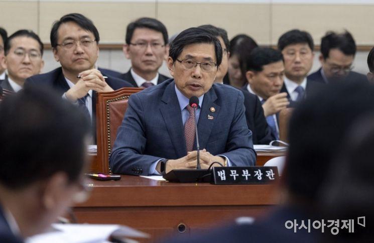 박상기 법무부 장관./윤동주 기자 doso7@
