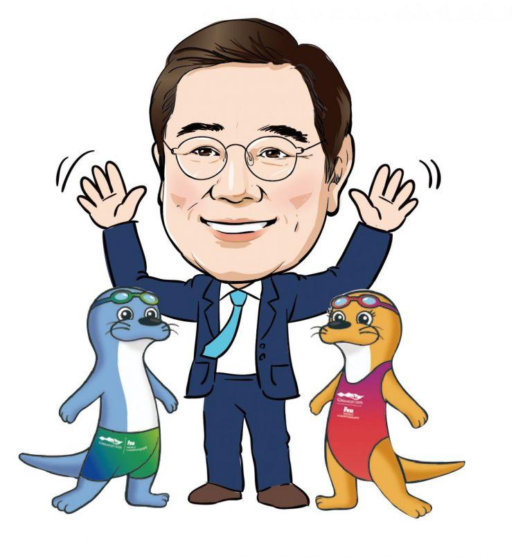 이용섭 광주광역시장, 공약실천계획 평가 '최우수'
