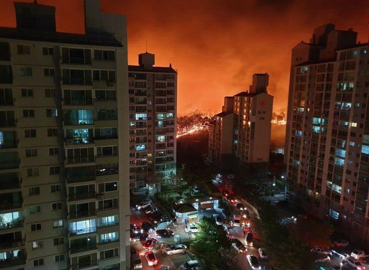 축구장 1700배 면적 태운 '고성·속초 산불'…관리 부실 총체적 하자 원인