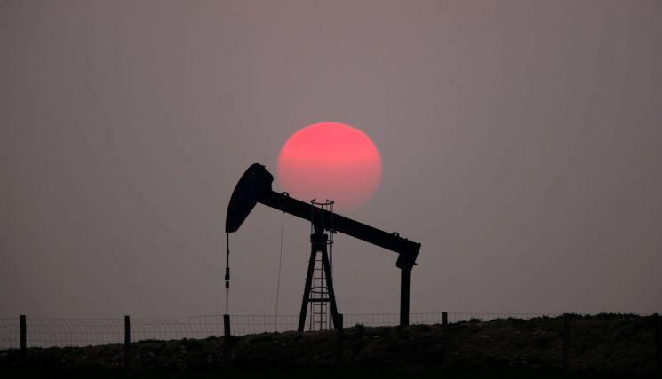 원유생산시설. 자료사진. 출처=로이터연합뉴스