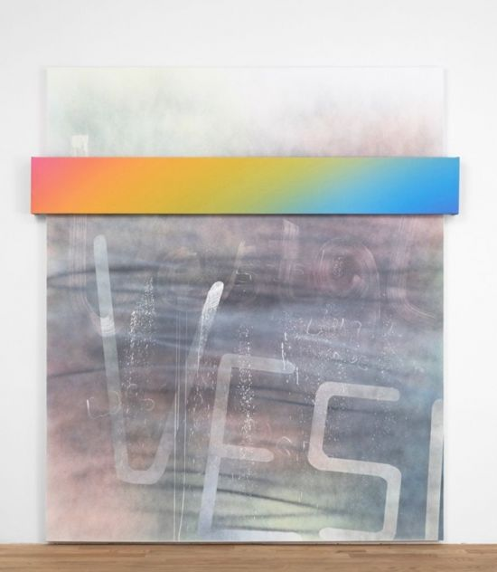 Wendy White, Vestal, 2016, 260.4x233.7x7.6cm  [사진= 소피스 갤러리 제공]