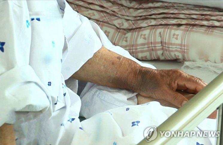 노인요양센터. 해당 사진은 기사 본문과 관련 없음. [사진=연합뉴스]