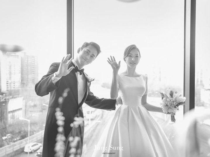7일 그룹 클릭비 출신 김상혁과 송다예가 결혼식을 올렸다/사진=김상혁 인스타그램 캡처