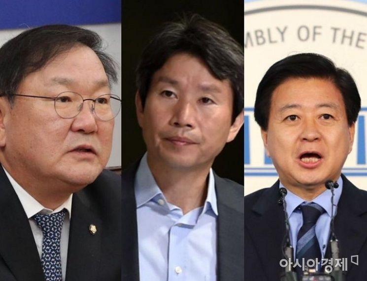 與 원내사령탑 꿈꾸는 '2004 동창'…金-李-盧, '정치 스토리'
