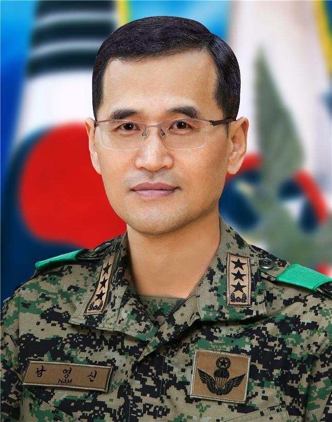 8일 지상작전사령관에 내정된 남영신 군사안보지원사령관(중장) (사진=국방부)