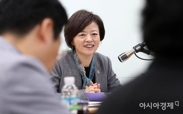진선미 여가부 장관, 2030 비혼 청년 만난다