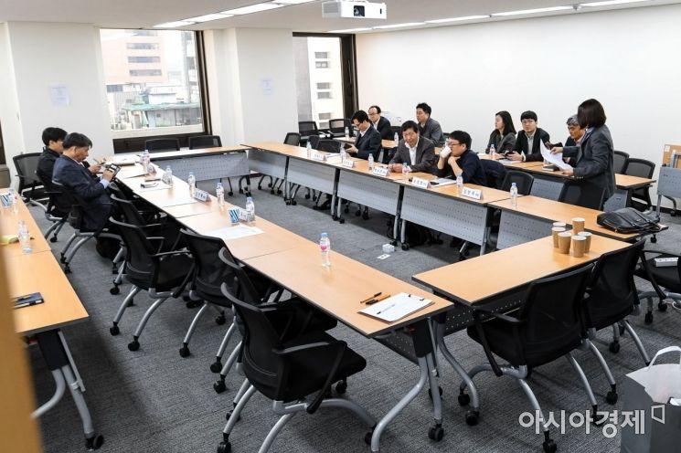 [포토]노사관계위원회 개최, ILO 논의 나서