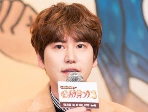 슈퍼주니어 멤버 규현 / 사진=tvN