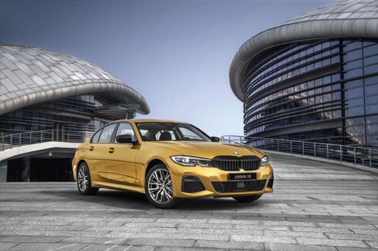 BMW 뉴 3시리즈 롱휠베이스