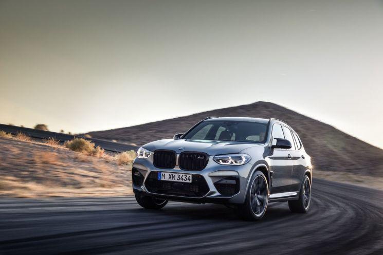 BMW 뉴 X3 M