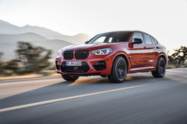 BMW 뉴 X4 M