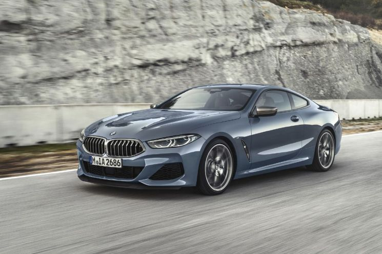 BMW 뉴 8시리즈 쿠페