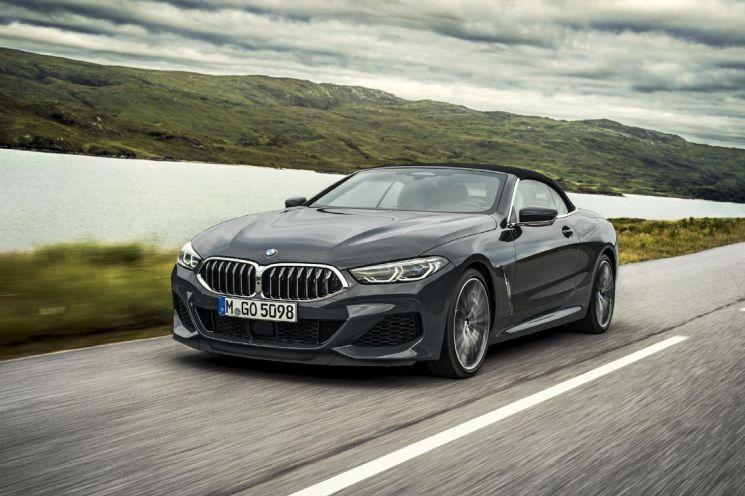 BMW 뉴 8시리즈 컨버터블