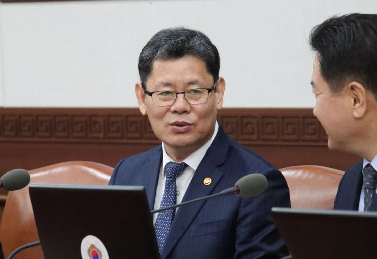 김연철 통일부 장관