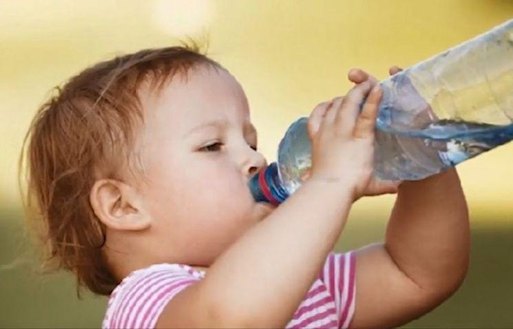 물 마시는 것도 타이밍이 중요합니다. [사진=유튜브 화면캡처]