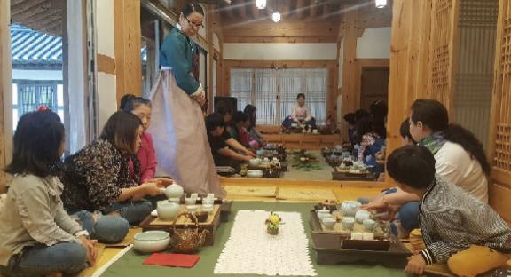 담양군 '죽로차와 함께하는 전통문화체험' 프로그램 진행