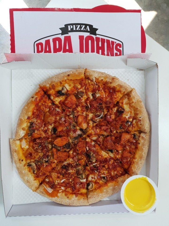 [신상 뜯어보기]불닭소스 입은 불닭피자…이것은 피자인가 불닭인가