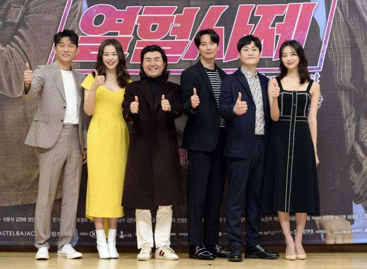'열혈사제'가 20일 종영한다. 사진=SBS