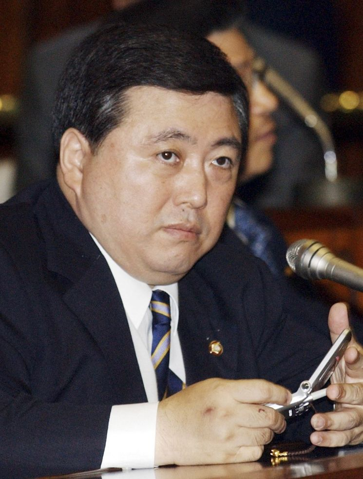 김대중 전 대통령 장남 김홍일 전 의원 (사진=연합뉴스)