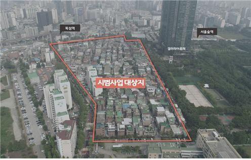 서울시, 성동구 성수동 '붉은벽돌 마을' 사업 지원 대상 8건물 선정