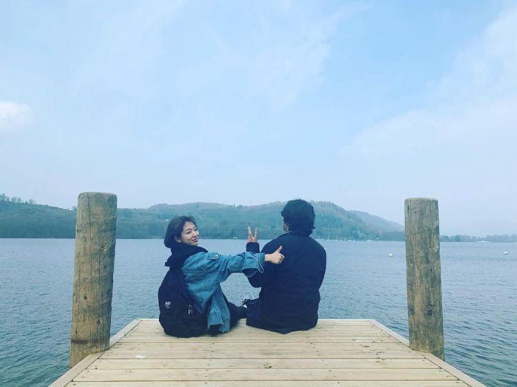 박신혜와 박신혜의 친오빠 박신원씨 / 사진 = 박신혜 인스타그램