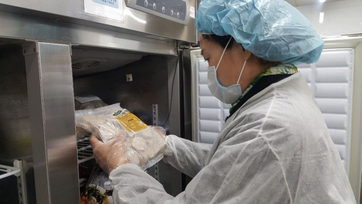 어린이급식소 식품안전점검
