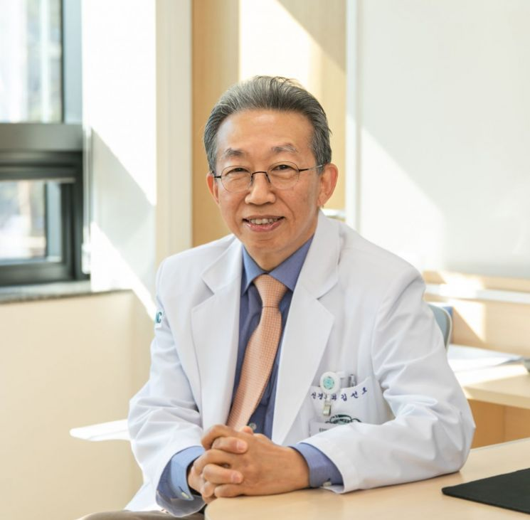 이대서울병원, 뇌하수체종양 권위자 김선호 교수 영입