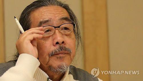 작가 이외수.사진=연합뉴스