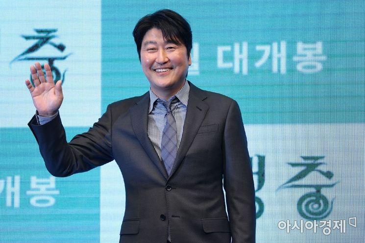 """""""'살인의 추억'의 진화"""" 송강호X봉준호 칸 진출작 '기생충'에 쏠리는 관심[종합]"""
