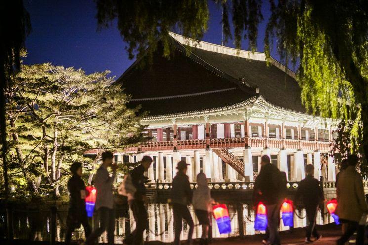 궁중음식 맛보는 '경복궁 별빛야행' 24일부터 예매