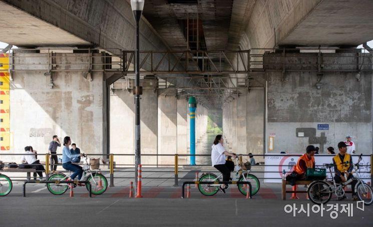 [포토]서울 낮 기온 28도