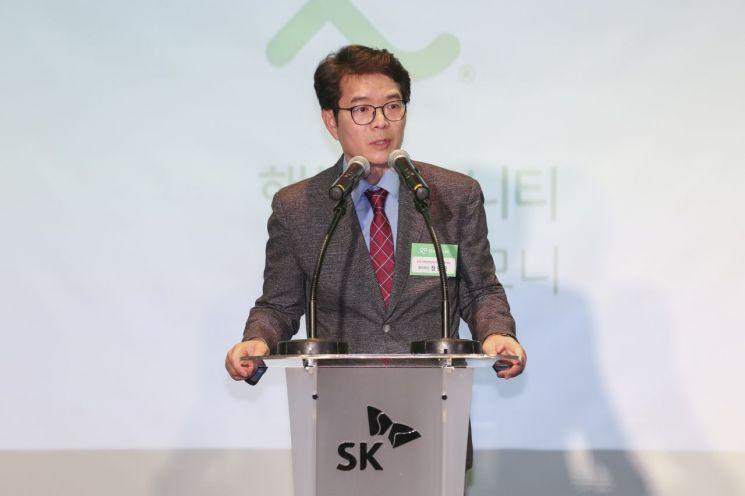 성동구, SK텔레콤과 손잡고 홀몸어르신 돌봄서비스 제공