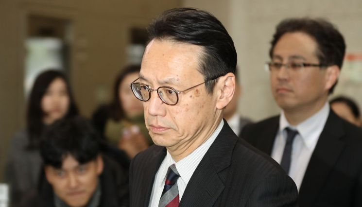 가나스기 겐지 일본 외무성 아시아대양주국장 [이미지출처=연합뉴스]