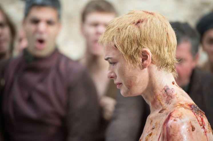 '수치의 행진' 장면(사진=HBO).