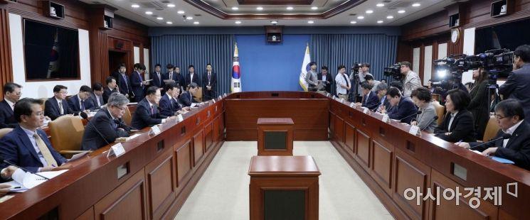 [포토] 제20차 산업경쟁력 강화 관계장관회의