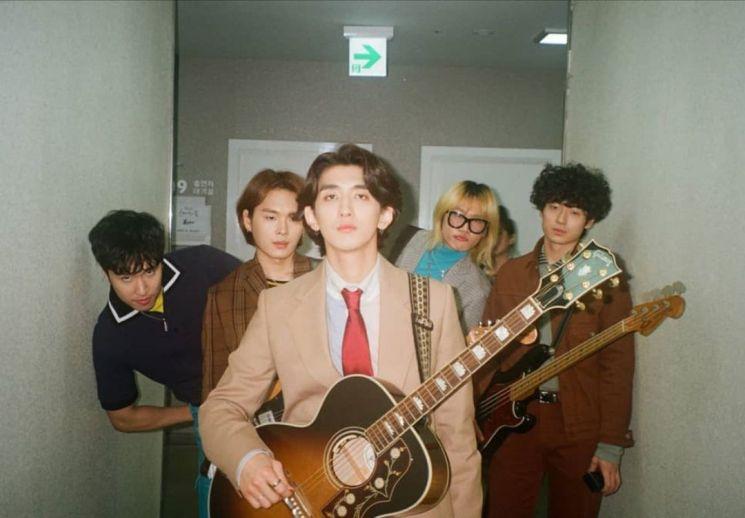 밴드 잔나비가 음원 차트에서 환영 받고 있다. 사진=잔나비 인스타그램