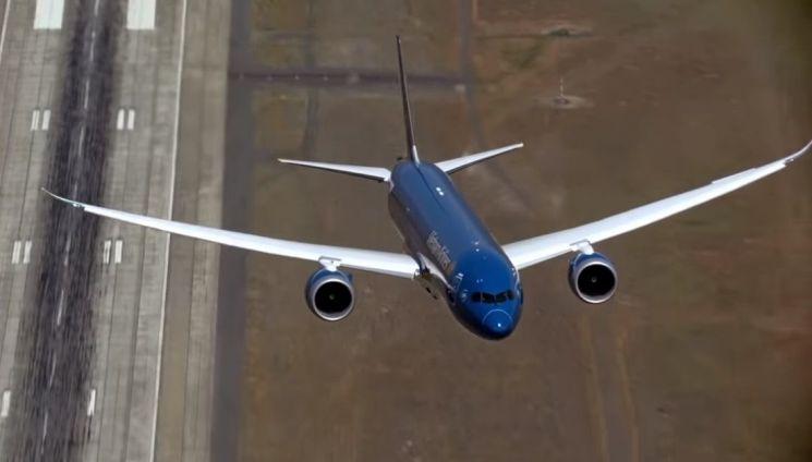 비행기는 운항전 제출한 '비행계획'에 따라 운항합니다. 하늘에서의 과속은 있을 수 없습니다. [사진=유튜브 화면캡처]