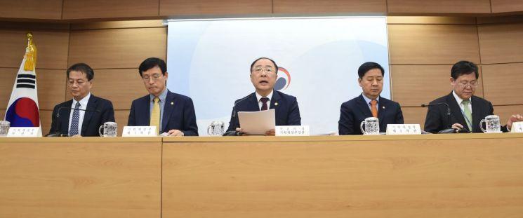 GDP 0.1%p 올리는데 6.7조원…미세먼지·경기대응 추경