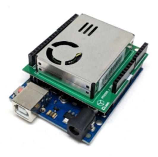 미세먼지 측정 시스템 'BIBUTA' 장치